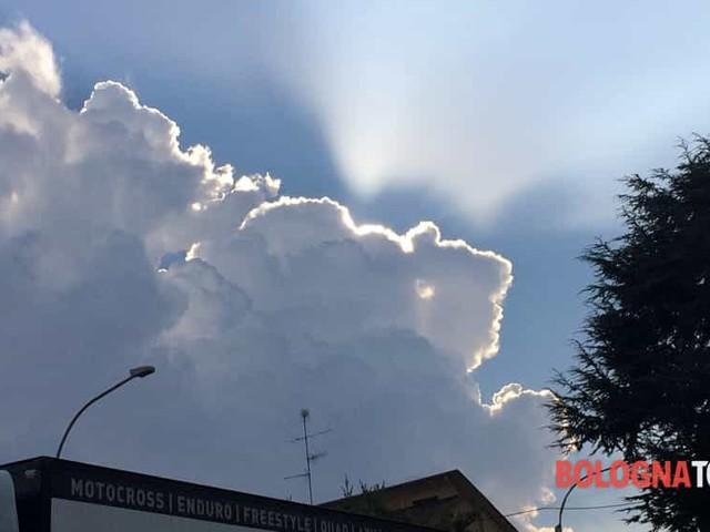 Allerta meteo: previsto caldo, vento, e temporali