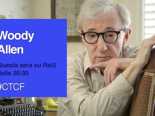 Programmi TV di stasera, domenica 9 maggio 2021. Fazio ospita Woody Allen