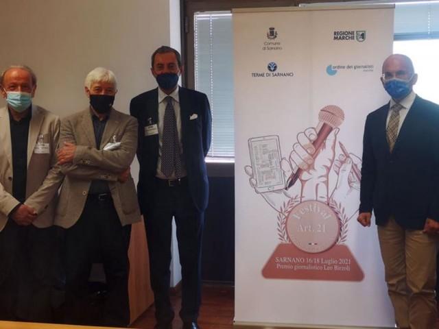 A Sarnano sbarca il Festival del giornalismo dal 16 al 18 luglio: ospiti e programma completo