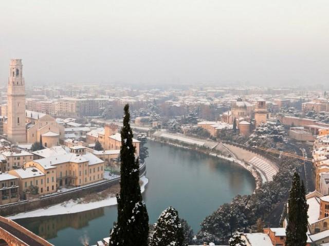 Lo dice Giuliacci: giovedì 22 febbraio, qualche fiocco di neve anche in pianura