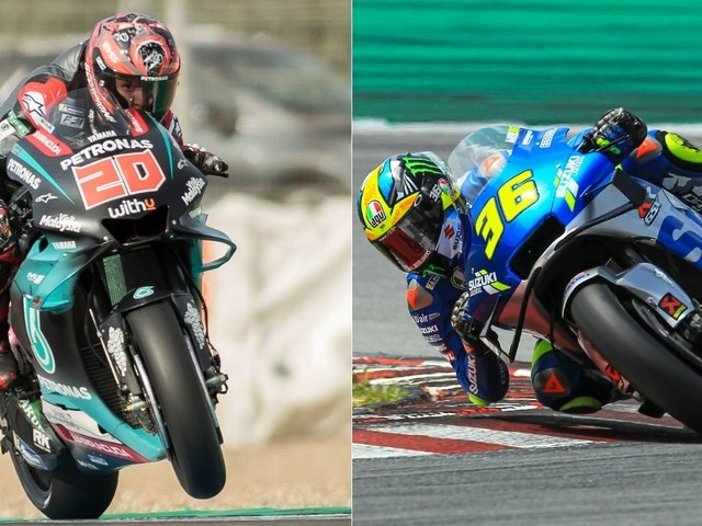 MotoGP pronta per il rush finale, Mir favorito, le Yamaha all'attacco