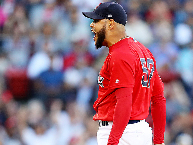 Jordan's Offering Free Furniture If Red Sox Pitcher Throws No-Hitter