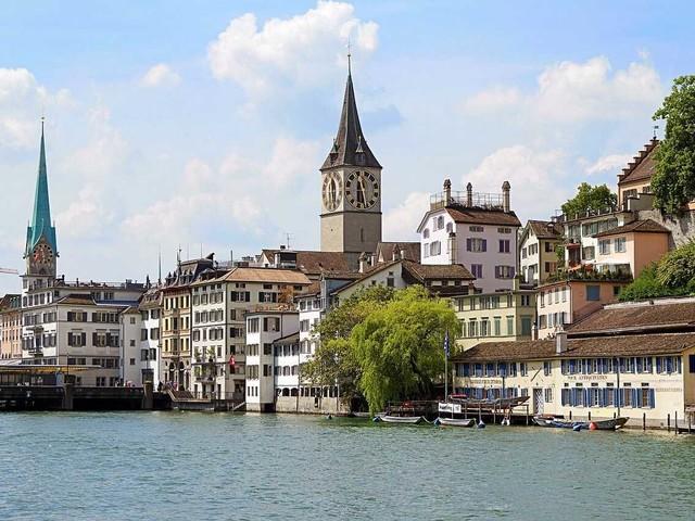 Concorso per vincere un weekend a Zurigo