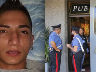 Esecuzione al pub: muore 21enne di origine melfese