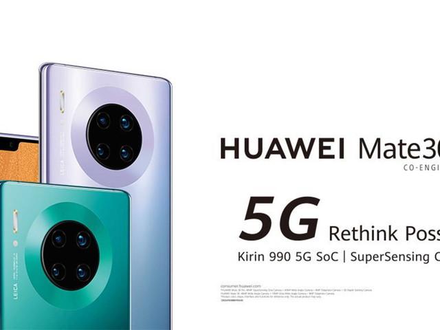 Huawei Mate 30 Pro è ufficiale con Android 10 ma senza il Play Store