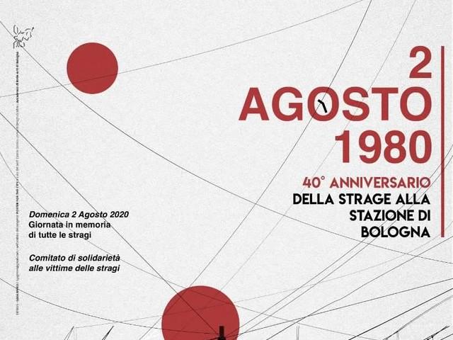 2 agosto 1980 ore 10,25: strage di Bologna