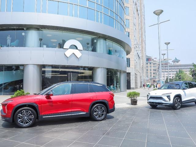 NIO ha iniziato ufficialmente la consegna del SUV elettrico NIO ES6