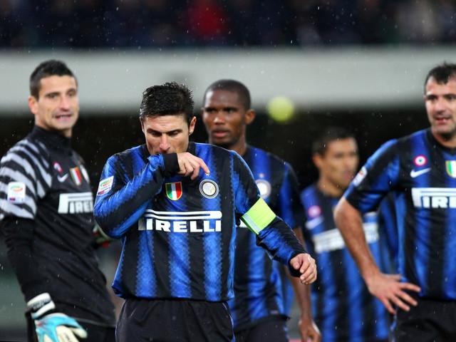 """Addio Eto'o, il saluto di Javier Zanetti: """"Quanti ricordi e quante vittorie insieme"""" [FOTO]"""
