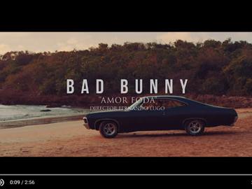Bad Bunny: guarda il video di Amorfoda + testo e traduzione