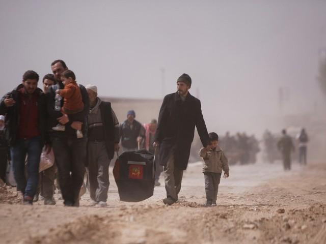 Padre Patton: quello dei rifugiati è realmente un dramma