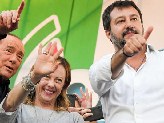 Salvini crede nella vittoria in Umbria e Emilia. Il M5s teme la soglia del 10%