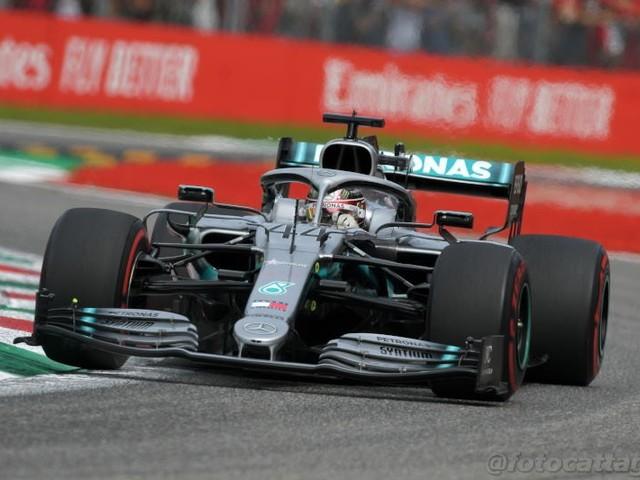 """VIDEO Lewis Hamilton F1, GP Singapore 2019: """"Potenzialmente non sembrava la pista delle Ferrari"""""""