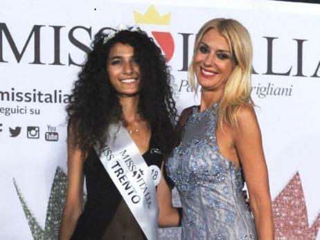 Samy Margoni è la Miss Trento: in una serata caldissima l'elezione per Miss Italia 2019