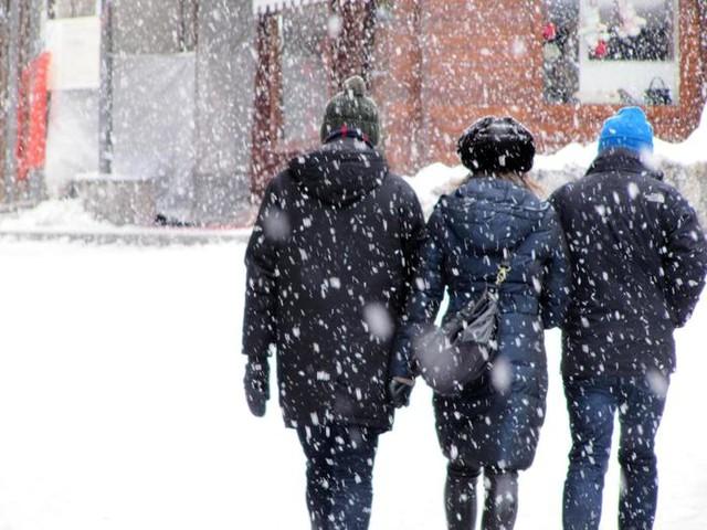 Gelo in Vda, temperature fino -14 gradi