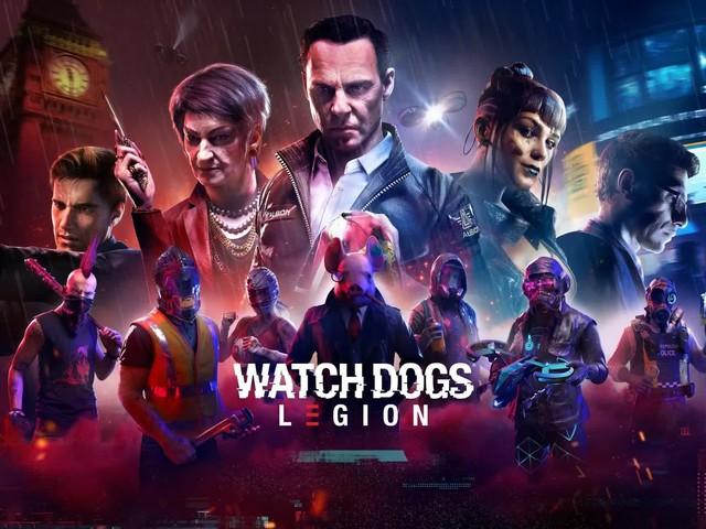 Watch Dogs Legion disponibile da oggi