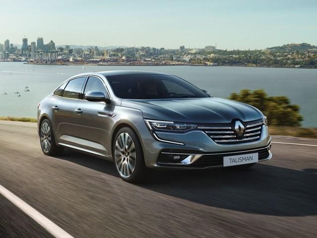 Renault Talisman 2020: il restyling porta più eleganza e tecnologia