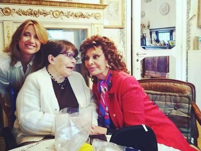 Chi è Stefania Bonfadelli, il soprano figlia adottiva di Franca Valeri