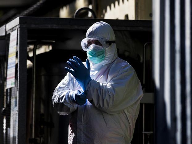 Coronavirus, i dati nazionali Rallenta il numero dei morti Meno malati in rianimazione