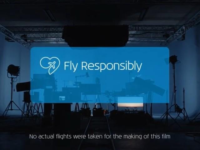 La crescita del trasporto aereo appare inarrestabile, ma siamo sicuri sia anche sostenibile?