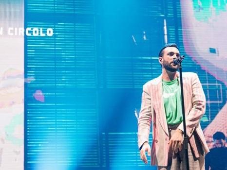 Biglietti in prevendita per il tour di Marco Mengoni in Europa da Bruxelles a Londra