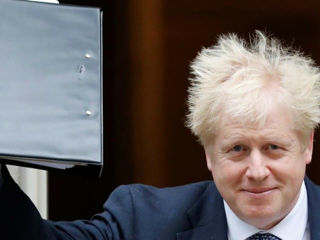"""Elezioni Uk, risultati: trionfo Tory e Boris Johnson/ Trump: """"Ora un grande accordo"""""""