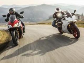 Sfida sport tourer: Ducati Supersport S vs Suzuki GSX-S1000F