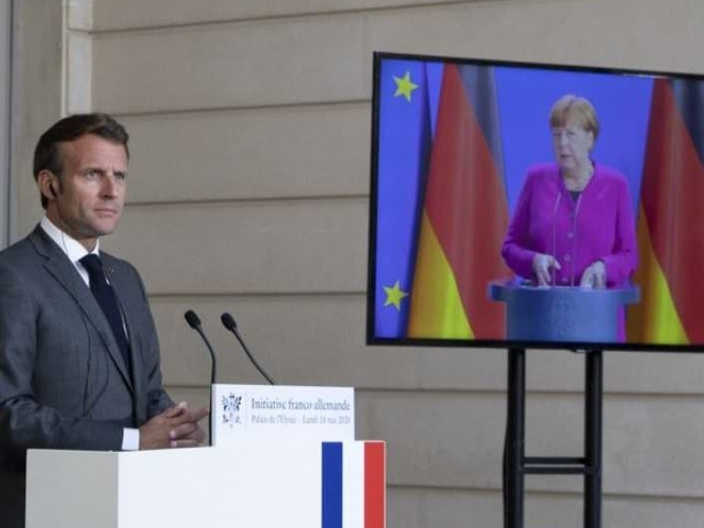È verde il Recovery fund da 500 miliardi di euro proposto da Francia e Germania