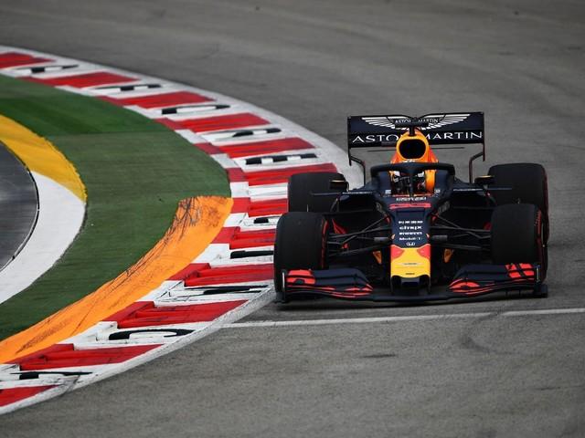 F.1, GP di Singapore - Verstappen davanti a tutti nelle Libere 1