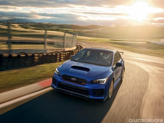 Subaru - In arrivo due nuove serie speciali per BRZ e WRX
