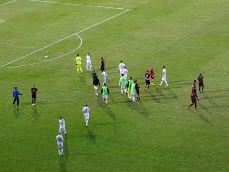 Rizzo chiude i conti, l'Acireale fa tris contro il Palermo: 1-3, la diretta