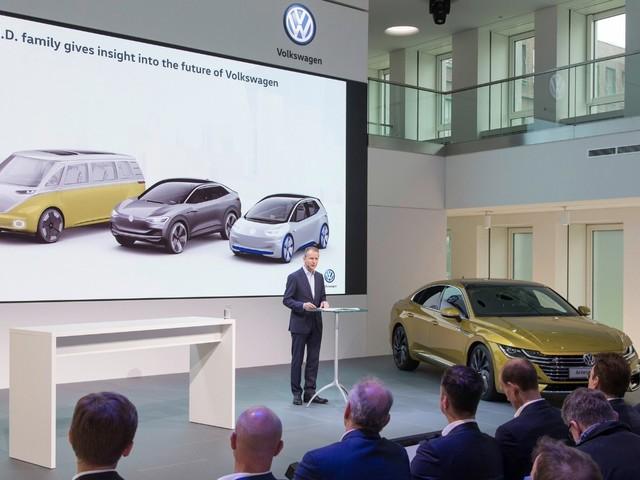 Volkswagen - La strada è tracciata: più Suv oggi, più elettriche domani