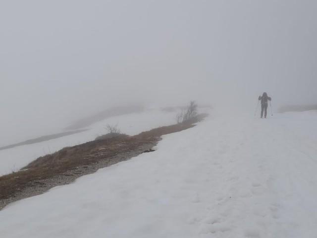 Marzo gelato sui Monti d'Abruzzo: – 23.3 ai Piani di Pezza, tutti i dati di Caput Frigoris