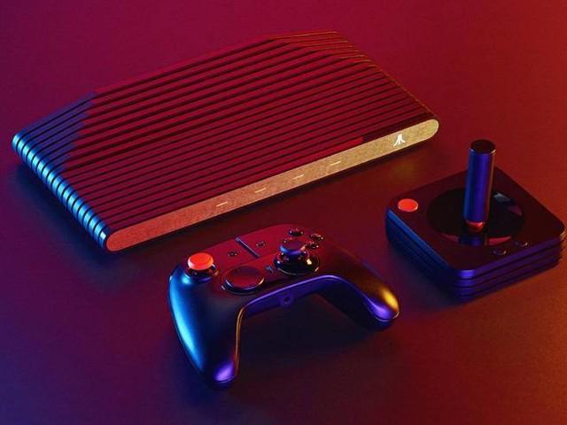 L'Atari rinasce più potente e completamente ridisegnata: la storica console torna a fine 2019