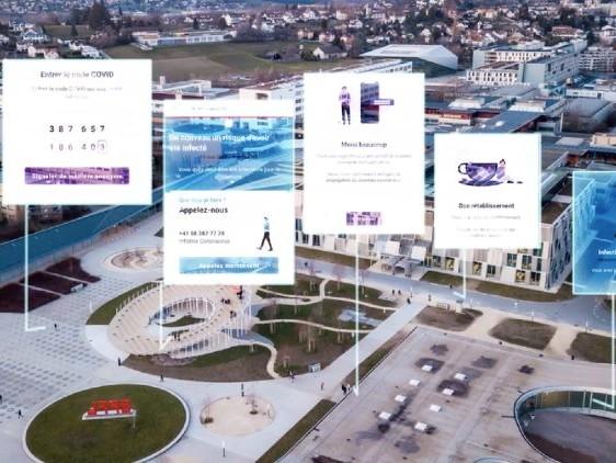 Apple e Google per tracciare i contatti: la prima attuazione è in Svizzera