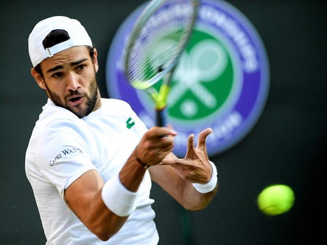 Wimbledon, Berrettini in finale: orari e dove vedere in tv e streaming