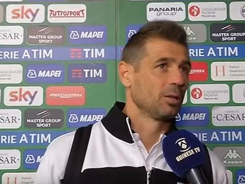 """Bizzarri ci crede: """"In Coppa Italia si vedono tante sorprese, e noi possiamo farne una al Napoli"""""""