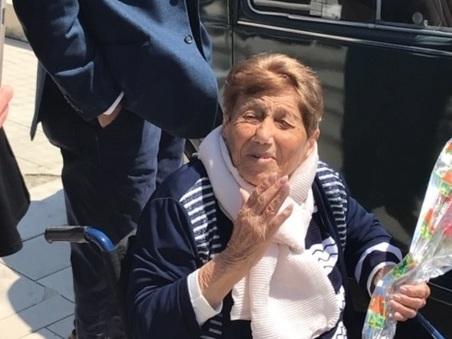 A Ostia Concettina Bongiovanni ha festeggiato i 100 anni con gli auguri del Comune
