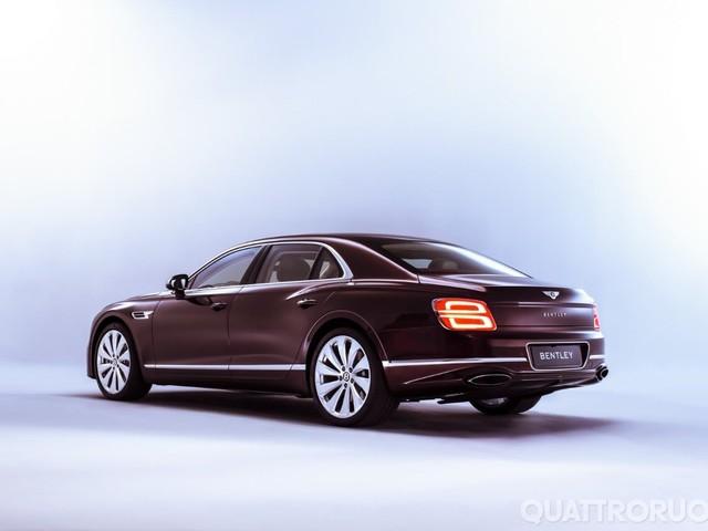 Bentley Flying Spur - Arriva la terza generazione