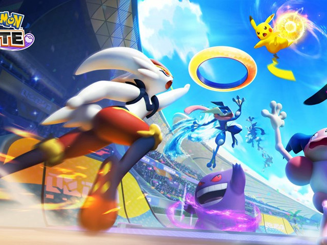 Pokémon Unite   finestra di lancio e nuovo trailer del MOBA