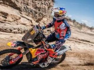 Dakar 2018: Toby Price risale, ma Walkner resta al comando