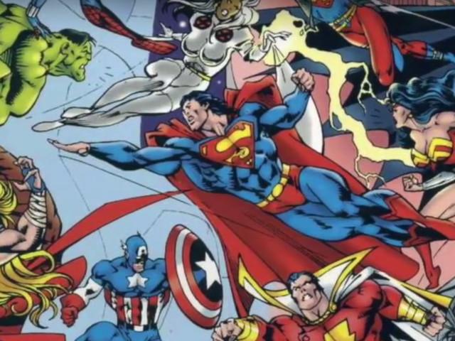 Marvel vs DC: secondo James Gunn il film è possibile