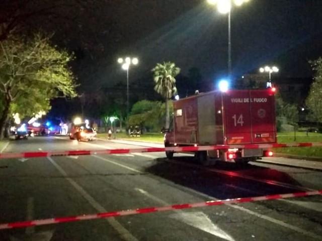 Piazza Roma chiusa: probabile allarme bomba