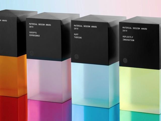 "Google presenta le app vincitrice del ""Material Design Award"""