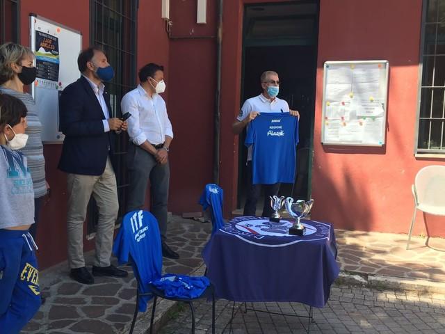 """Ieri la prima tappa del Tennis Tour """"I love Abruzzo"""": vince l'aquilano Picchione"""