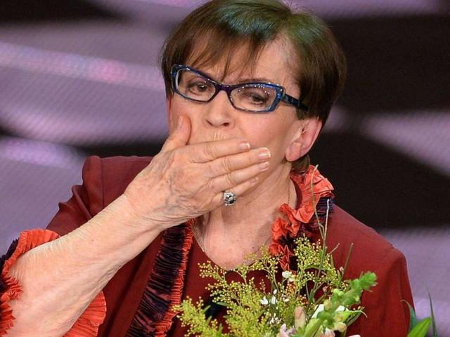 """Franca Valeri, la figlia: """"Ironica fino alla fine"""""""