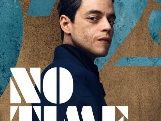 No Time to Die: i character poster ufficiali con Rami Malek e Daniel Craig