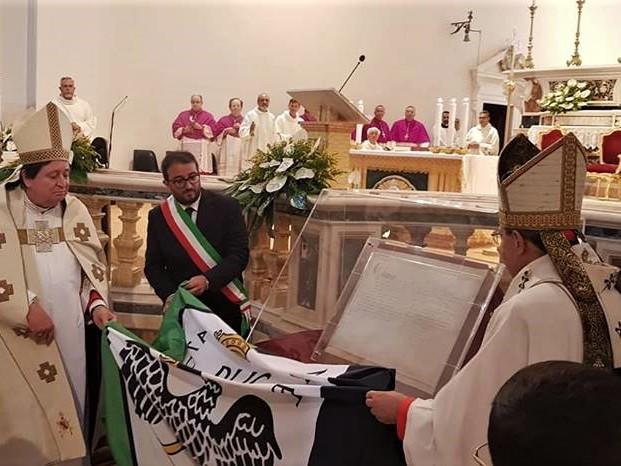 Perdonanza Celestiniana, il sindaco dell'Aquila Biondi: potrebbe diventare un patrimonio Unesco