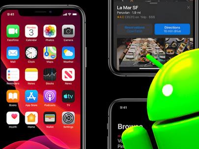 I migliori launcher per trasformare Android in un iPhone