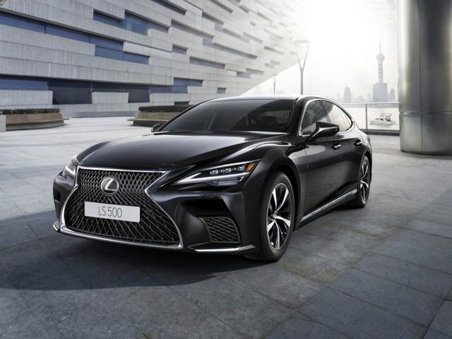 Nuova Lexus LS, l'armonia nipponica sposa l'ultra ibrido