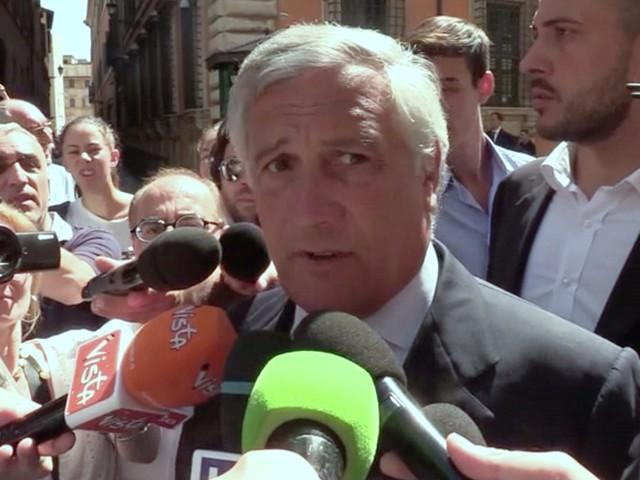 """Crisi, Tajani (FI): """"Governo al capolinea. Meglio fosse successo qualche mese fa, ora al voto"""""""